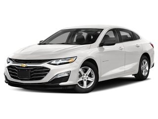 2020 Chevrolet Malibu Sedan Summit White