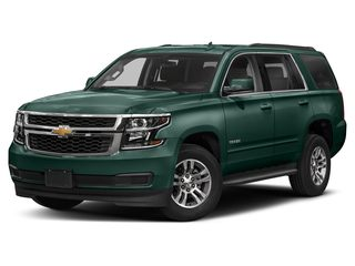 2020 Chevrolet Tahoe SUV Woodland Green