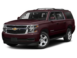 2020 Chevrolet Suburban SUV Black Cherry Metallic