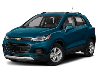 2020 Chevrolet Trax SUV Pacific Blue Metallic