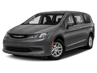 2020 Chrysler Pacifica Van Ceramic Gray Clearcoat