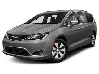 2020 Chrysler Pacifica Hybrid Van Ceramic Gray Clearcoat