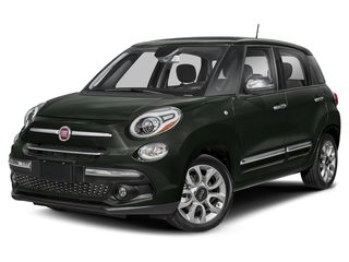2020 FIAT 500L Hatchback Verde Bosco Perla (Forest Green)