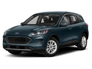 2020 Ford Escape SUV Blue Metallic