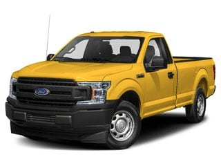 2020 Ford F-150 Truck Yellow