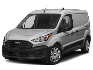 2020 Ford Transit Connect Van Silver