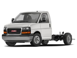2020 GMC Savana Cutaway Truck Summit White