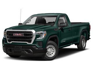 2020 GMC Sierra 1500 Truck Woodland Green