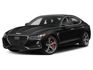 2020 Genesis G70 Sedan Vik Black