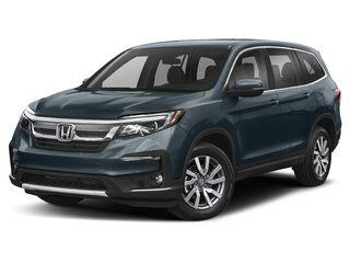 2020 Honda Pilot SUV Steel Sapphire Metallic
