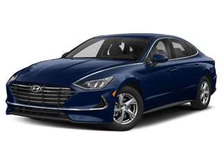 2020 Hyundai Sonata Sedan Stormy Sea