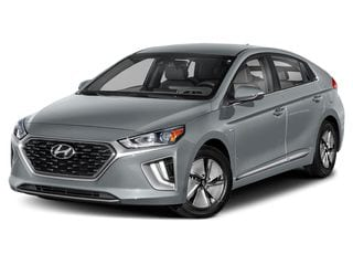 2020 Hyundai Ioniq Hybrid Hatchback Amazon Gray