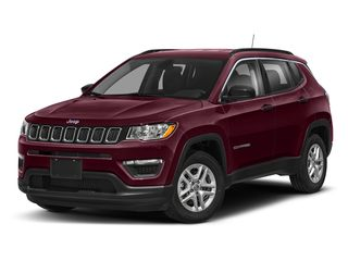 2020 Jeep Compass SUV Velvet Red Pearlcoat