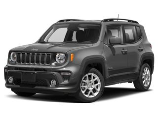 2020 Jeep Renegade SUV Sting-Gray Clearcoat