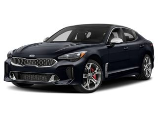 2020 Kia Stinger Sedan Deep Chroma Blue