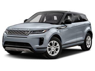 2020 Land Rover Range Rover Evoque SUV Seoul Pearl Silver Metallic