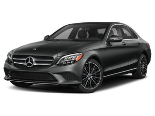 2020 Mercedes-Benz C-Class Sedan Selenite Gray Metallic
