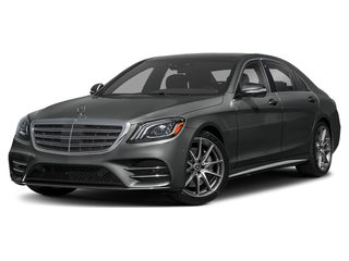 2020 Mercedes-Benz S-Class Sedan Selenite Gray Metallic