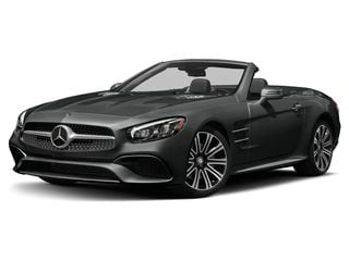 2020 Mercedes-Benz SL 450 Roadster Selenite Gray Metallic