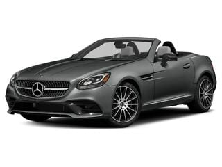2020 Mercedes-Benz SLC 300 Roadster Selenite Gray Metallic