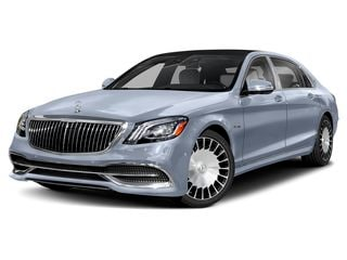 2020 Mercedes-Benz Maybach S 560 Sedan designo Manufaktur Cote d'Azur Light Blue Metallic