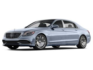 2020 Mercedes-Benz Maybach S 650 Sedan designo Manufaktur Cote d'Azur Light Blue Metallic