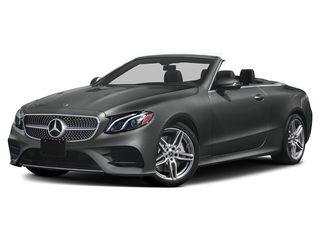 2020 Mercedes-Benz E-Class Convertible Selenite Gray Metallic