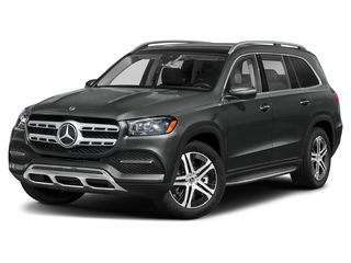 2020 Mercedes-Benz GLS 450 SUV Selenite Gray Metallic