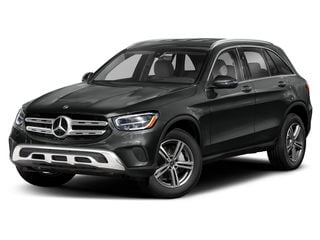 2020 Mercedes-Benz GLC 300 SUV Selenite Gray Metallic