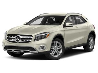 2020 Mercedes-Benz GLA 250 SUV Polar White