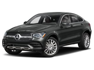 2020 Mercedes-Benz GLC 300 Coupe Selenite Gray Metallic