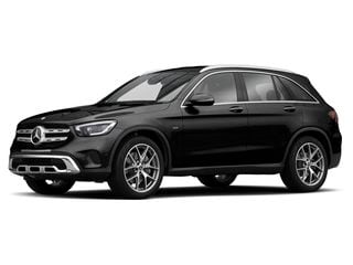 2020 Mercedes-Benz GLC 350e SUV Obsidian Black Metallic