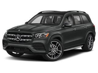 2020 Mercedes-Benz GLS 580 SUV Selenite Gray Metallic