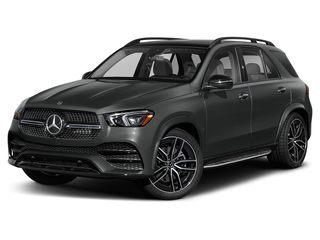 2020 Mercedes-Benz GLE 580 SUV Selenite Gray Metallic
