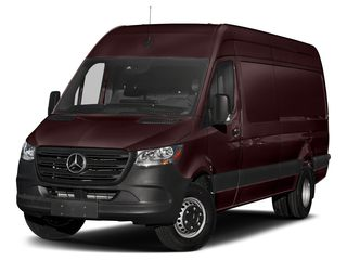 2020 Mercedes-Benz Sprinter 3500 Van Velvet Red