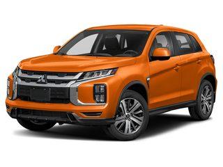 2020 Mitsubishi Outlander Sport CUV Sunshine Orange Metallic
