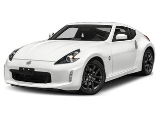 2020 Nissan 370Z Coupe Pearl White Tricoat/Solid Red