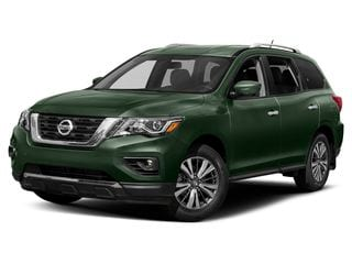 2020 Nissan Pathfinder SUV Midnight Pine Metallic