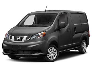 2020 Nissan NV200 Van Gun Metallic