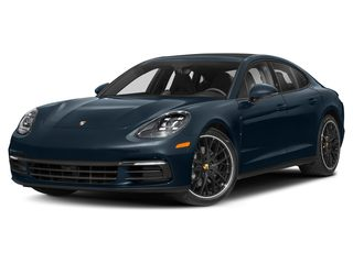 2020 Porsche Panamera Sedan Night Blue Metallic