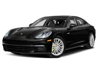 2020 Porsche Panamera E-Hybrid Sedan Custom Color Metallic