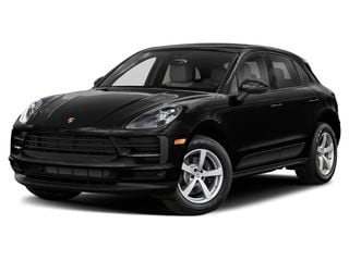 2020 Porsche Macan SUV Custom Color Metallic