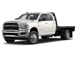 2020 Ram 3500 Chassis Truck Pearl White