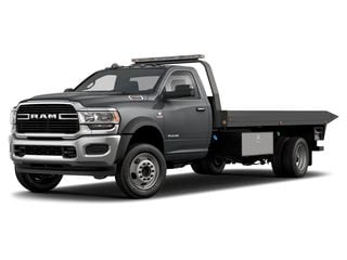 2020 Ram 5500 Chassis Truck Billet Silver Metallic Clearcoat
