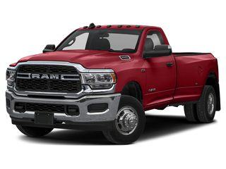 2020 Ram 3500 Truck Flame Red Clearcoat