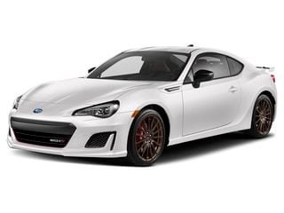 2020 Subaru BRZ Coupe Ceramic White