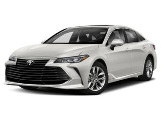 2020 Toyota Avalon Sedan Wind Chill Pearl