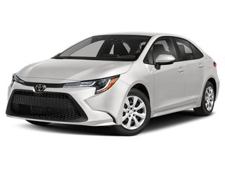 2020 Toyota Corolla Sedan Super White