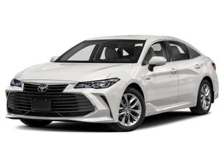 2020 Toyota Avalon Hybrid Sedan Wind Chill Pearl