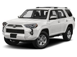 2020 Toyota 4Runner SUV Super White